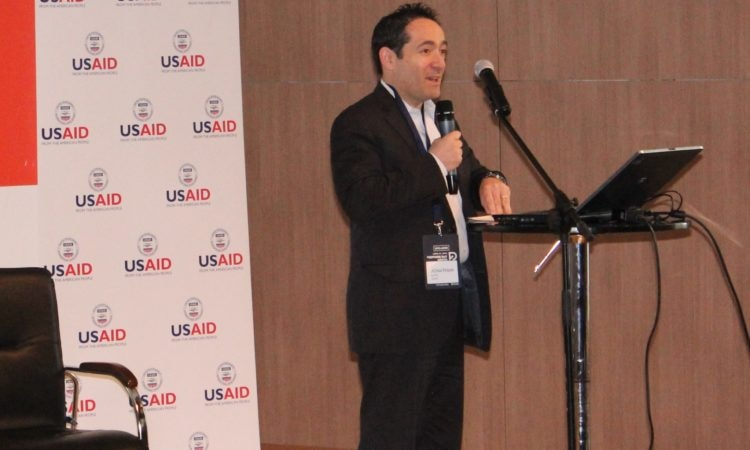 Deputy Assistant Administrator for the USAID Bureau for Europe and Eurasia visit to Minsk