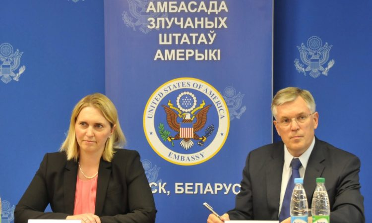 Deputy Assistant Secretary of State for Europe and Eurasia Bridget Brink Remarks to the Press